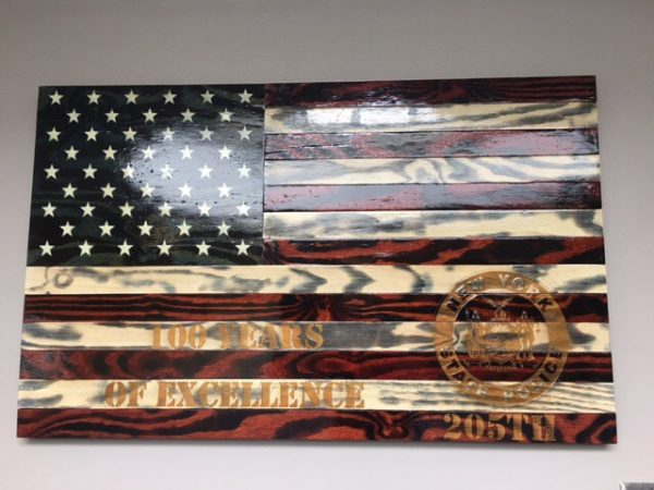 Old Glory - Handmade Wooden American Flags