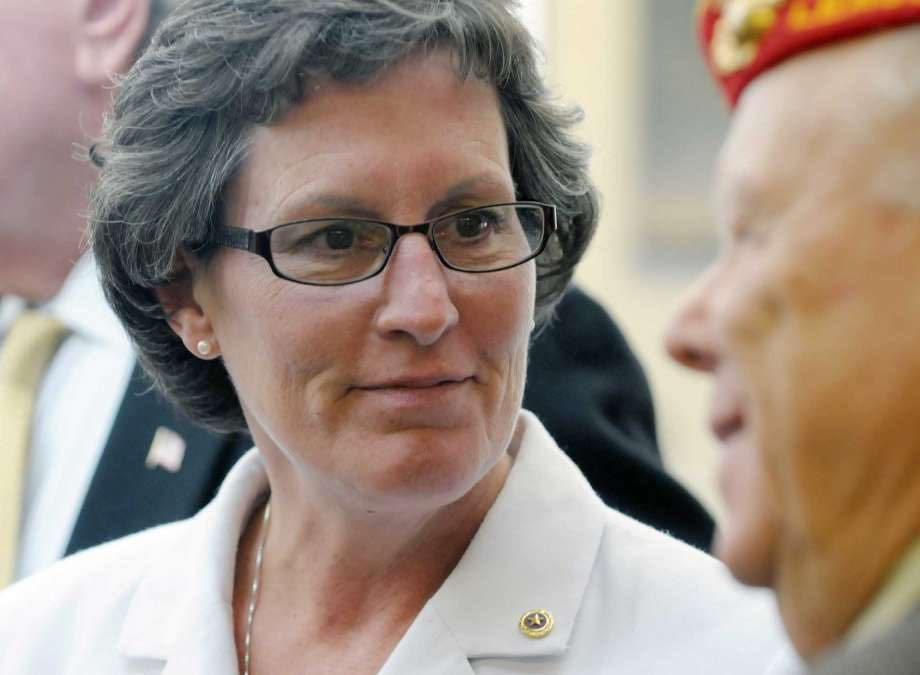 Gold Star Mother Carrie Farley