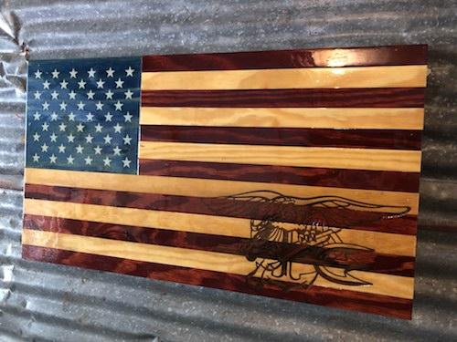 Rustic American Customer Image Five